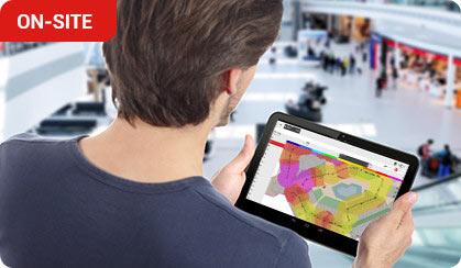 iBwave Wi-Fi® Suite – SCOS